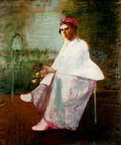 Woman in White, Galya Tarmu