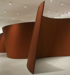 Richard Serra, The Band